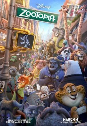 Zootopia box office