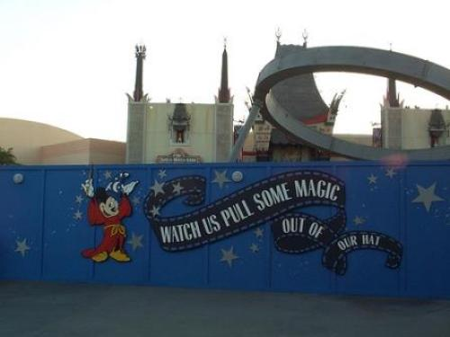Disney World closed rides