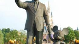 walt disney facts statistics