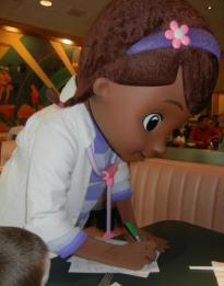 Doc McStuffins Disney World Hollywood Studios animal kingdom