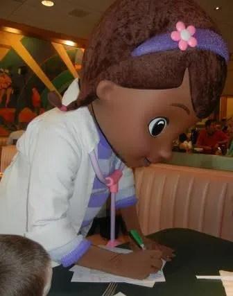 Doc McStuffins Disney World Hollywood Studios animal kingdom
