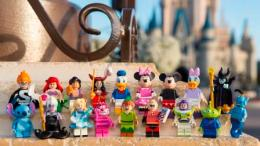 new LEGO Disney Minifigure 2016