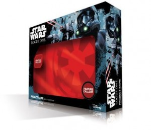 Star Wars Rogue One toy packaging