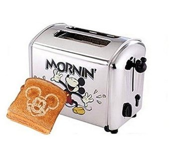 VillaWare MICKEY Mornin Toaster