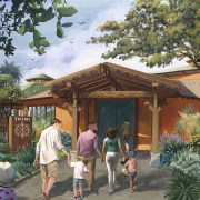 Disney Animal Kingdom to Open New Restaurant Tiffins in May