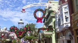 disney christmas halloween dates