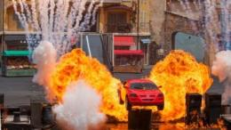 lights, motors, action, disney hollywood studios stunt show