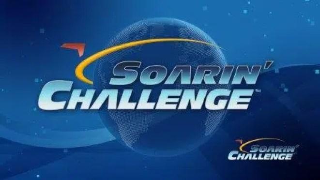 soarin challenge game