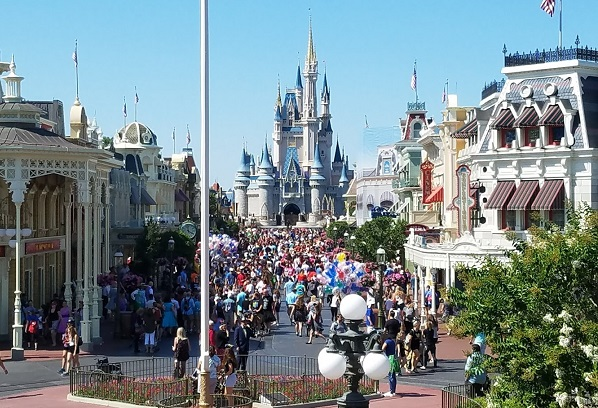 Walt Disney World Facts and Stats