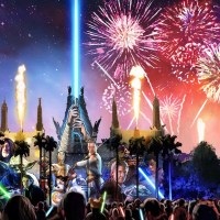 Star Wars A Galactic Spectacular (Disney World)