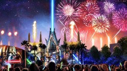 Star Wars A Galactic Spectacular (Disney World)