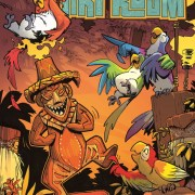 Coming Soon: Disney's Enchanted Tiki Room Comic Book Series
