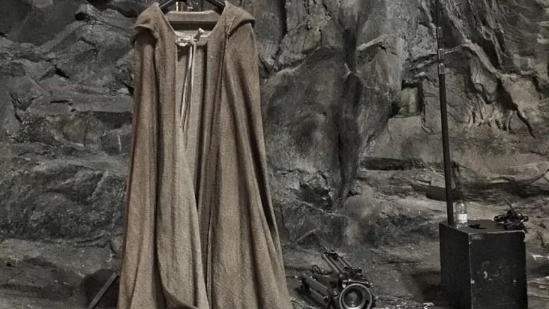star wars episode VIII set pic