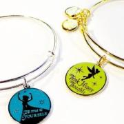 Disney Releases New Alex and Ani Elsa and Tinker Bell Bangles