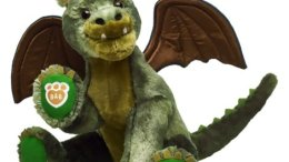 Build a Bear Petes Dragon