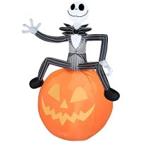 Disney Nightmare Before Christmas Airblown Inflatable Jack Skellington