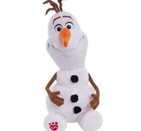 Disney Build a Bear Frozen Olaf Build-a-Bear