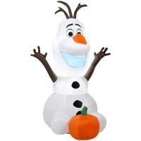 Frozen Olaf Halloween Inflatable