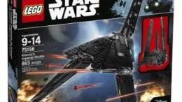 star wars rogue one otys LEGO STAR WARS Krennic's Imperial Shuttle 75156