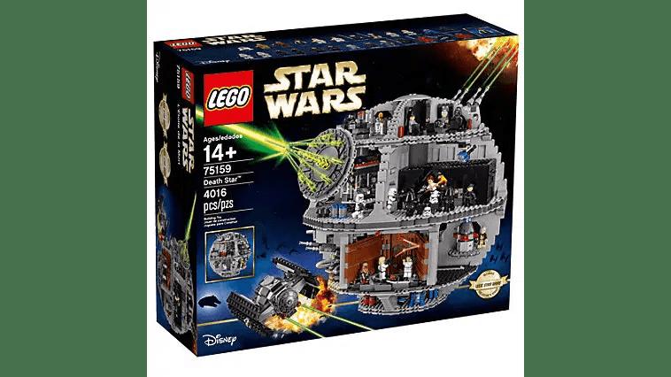 LEGO Star Wars Death Star Set 75159
