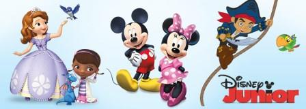 Where to Find Each of the Disney Junior Shows Online