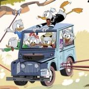 Everything We Know About Disney's New DuckTales Cartoon