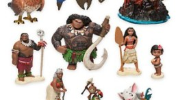 Disney Moana toys Action Figures