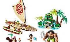 moana lego set