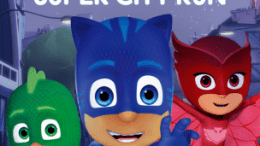 pj masks super city run