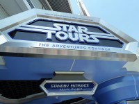 Star Tours - The Adventures Continue (Disneyland)