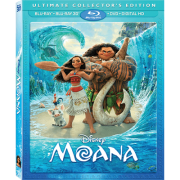 Disney Announces Moana DVD Release Date