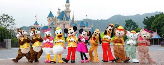 Hong Kong Disneyland Statistics and Fun Facts