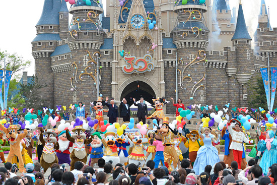 Tokyo Disney Resort Statistics and Fun Facts