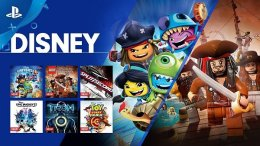 playstation disney games