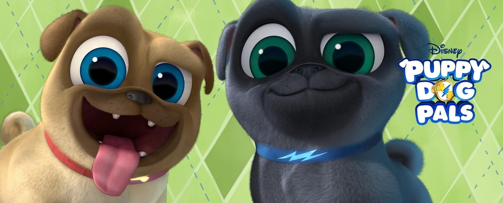 Puppy Dog Pals Toys, Books and Other Products Currently Available