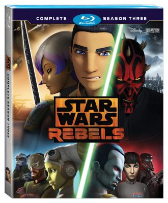 star wars rebels season 3 blu-ray