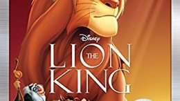 The Lion King Signature Collection Blu Ray