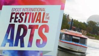 Epcot International Festival of the Arts 2018