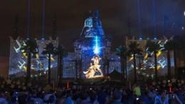 Star Wars Galactic Nights disney world disney hollywood studios