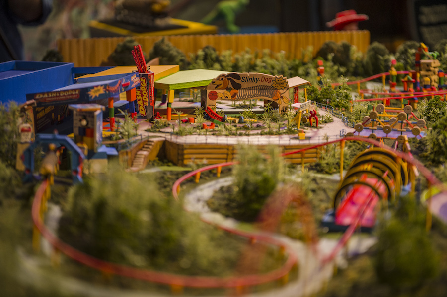 Get a Sneak Preview of the Upcoming Toy Story Land