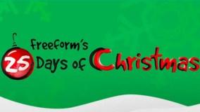 Freeform Countdown to 25 Days of Christmas 2018