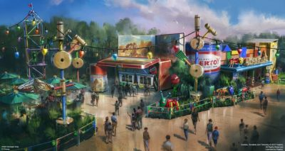 Woodys Lunch Box Toy Story Land