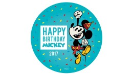 mickey mouse's birthday 2017