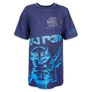 DJ Rex T-Shirt for Boys - Star Wars Galaxy's Edge