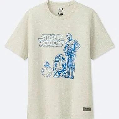 Star Wars The Last Jedi Graphic T-Shirt