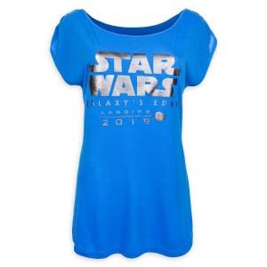 Star Wars Galaxy's Edge T-Shirt for Women