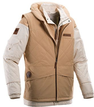 Columbia Sportswear Launches Star Wars Hoth Line of Jackets