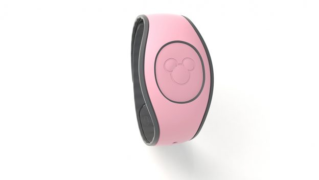 millennial pink magicband