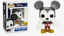 Diamond Mickey Mouse Funko Pop