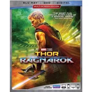 Thor: Ragnarok Blu-Ray